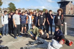 Ryde School Yr 10 Rugby Tour to Holland 2018