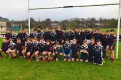 Shrewsbury House School Rugby tour to Ireland