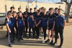 The Abbey School Yr 9 Football Tour to the Copa Santa 2018