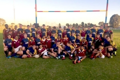 The Castle School Rugby Tour to South Africa 2016