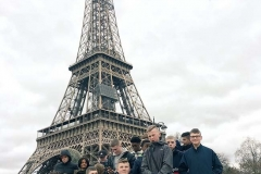 Uxbridge High School Yr 8 & 9 Rugby Tour to Paris 2018