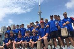 Ysgol Greenhill School Rugby Tour to Canada 2018