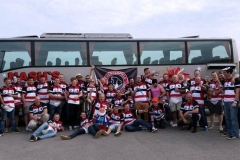 Chesterfield RFC Rugby Tour to Scarborough 2015