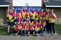 Gossport Fareham RFC 3rd VX Rugby Tour to Blackpool 2005