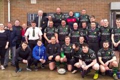 Hafodyrynys RFC Rugby Tour To Newcastle 2016