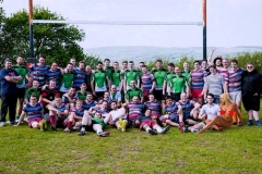 Hove RFC Rugby Tour To Cardiff 2016