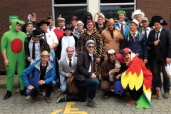 Mechelen Rugby Club Belgium Rugby Tour to Leicester 2014