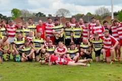 Wetherby RFC Rugby Tour To Cheltenham 2015