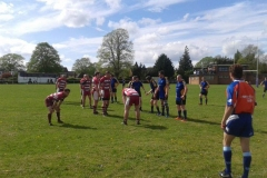Wirral RFC Rugby Tour To Cheltenham 2015