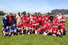 Wisbech RFC Rugby Tour to Gloucester 2014