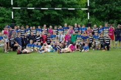 Harper Adams University rugby tour to Lithuania