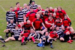 Staffordshire University RFC Rugby Tour To Belgium 2016