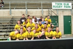 Coventry University RFC  Rugby Tour to Canada 2002