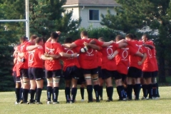 Royal Logistics Corp RFC Rugby Tour to Canada 2007