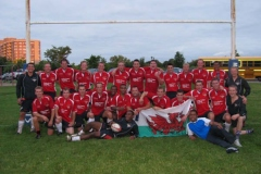 1st Queens Dragoon Guards RFC Rugby Tour to Canada 2009
