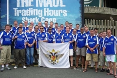 Queens Dragoon Guards RFC Rugby Tour to South Africa 2007