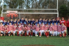 Glenmoor Winton Acadamies Rugby Tour to Boston New York 2016