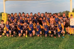 Gosport and Fareham RFC U16 Rugby Tour to Canada 2019