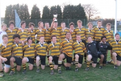 Leicester Grammar School Rugby Tour to Canada 2011