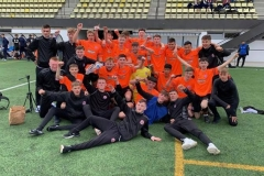 AFC Fylde U18 Football Tour to the Copa Santa Football Tournament in Spain 2019
