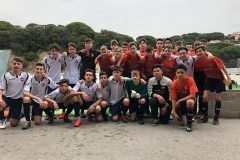 Woodkirk Valley FC U15 Football Tour to the Copa Santa Cup 2019