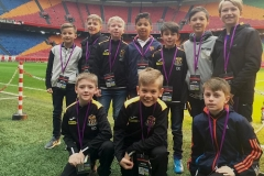 0 Curley Park Rangers FC U11 Football Tour To The Haarlem Easter Cup 2016