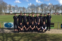 Ponteland FC U17 Football Tour To The Holland Easter Open Football Tournament 2015