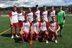 Sandwell College U19 Football Tour to Copa Santa 2018