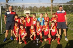 Treforest FC U10 Football Tour to the Holland Easter Open 2019