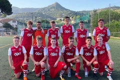 Whitstable Academy U19 Football Tour To The Spain Trophy 2018