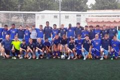 Bakewell Town JFC U16 Football Tour To The Spain Trophy Football Tournament 2018