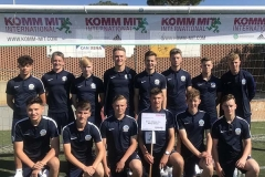 Dover Athletic FC U19 Football Tour To The Catalunya Cup 2018