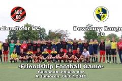 Drewsbury Rangers FC U18 Football Tour to Germany 2019