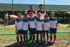 Pro Players Academy Tour To The Hageland Cup 2017