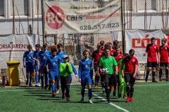 Rylands FC U13 Football Tour To Copa Santa Cup 2018