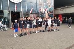 Seaton Carew Tigers FC U15 Football Tour to Holland 2019