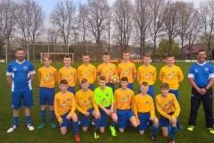 Swinton FC Football Tour To Holland 2017