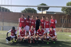 Whitstable Academy FC U19 Football Tours to the Catalunya Cup 2019
