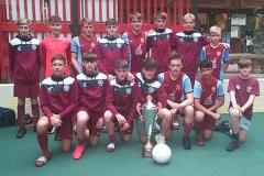 Ynystawe FC U14 Football Tour to the Juliana Malden Football Tournament 2018