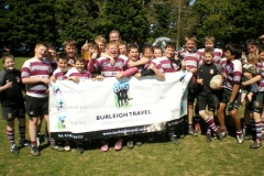 Brentwood RFC U13 - Rugby Tour to the Worthing Junior Festival 2009
