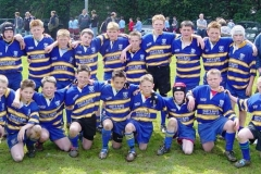 Briton Ferry U12s Rugby Tour To The Worthing Mini Festival 2005