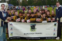 Ely RFC U11s Rugby Tour To The Worthing Mini Festival 2005