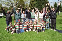 Lutterworth RFC U8 Rugby Tour To The Worthing Mini Rugby Festival 2006