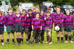 Maidenhead RFC U11s Rugby Tour To The Worthing Mini Festival 2005
