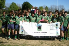 North Dorset RFC U14 - Rugby Tour to the Worthing Junior Festival 2009