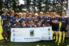 Old Alleynians RFC U15 - Rugby Tour to the Worthing Junior Festival 2009