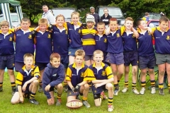 Sittingbourne RFC U11s Rugby Tour To The Worthing Mini Festival 2005