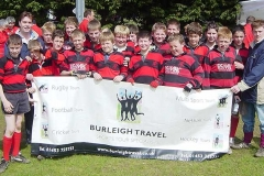 Sleaford RFC U12s Rugby Tour To The Worthing Mini Festival 2005