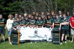 Vipers RFC U14 - Rugby Tour to the Worthing Junior Festival 2009