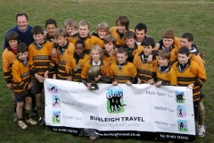 Bromley RFC U13's - Rugby Tour to the Worthing Junior Rugby Festival 2008
